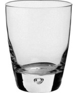 """Crystal Clear Luna Bormioli Rocco 4.5"""" Collectible Water Glass, Signed- ... - $12.99"""