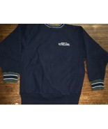 Champion Notre Dame Irish Sweatshirt sz L ND REVERSE WEAVE Green USA Exc... - $47.50