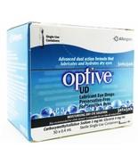 Optive UD Eye Drops Lubricant Allergan 30 Vials 0.4ml Exp. 2019 - $22.50