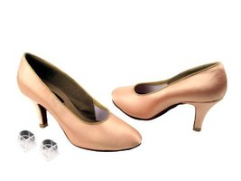"Ladies Women Ballroom Dance Shoes from Very Fine CD5027M Rounded Toe 2.75"" He... - $79.95"