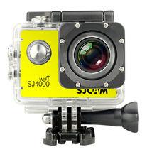 sjcam sj4000 wifi 1080p water resistant sports camera w/ waterproof shel... - $99.99