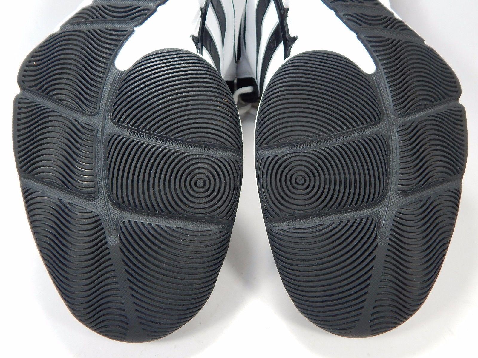 Adidas Pro Model Zero Women's Basketball Shoes Size US 12 M (D) EU 45 1/3 White
