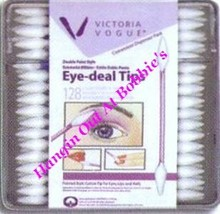 Victoria Vogue Eye-Deal Tips Double Point Style Applicators #505 New In Box - €2,54 EUR