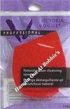 VICTORIA VOGUE Natural Rubber Cleansing Sponge #140 New In Package - €1,72 EUR