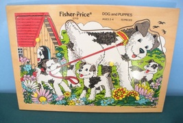 RARE Vintage Fisher Price Pick-Up and Peek #271... - $24.99