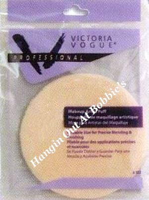 Primary image for VICTORIA VOGUE Professional Makeup Artist Puff #102 New In Package