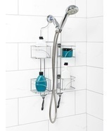 Zenith Products Expandable Shower Caddy,Storage,Organize,Spa, Bath,Shelf... - £24.87 GBP