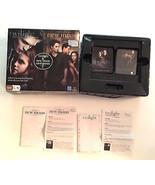 +Twilight The Movie & New Moon Movie Trivia Card Game Saga Box Set Vampires - $13.19