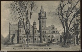 1910 Mount Holyoke College SOUTH HADLEY Mary Lyon Hall MASSACHUSETTS MA ... - $4.95