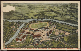 1918 W. Springfield Massachusetts MA EASTERN STATES Expo Fairgrounds POS... - $2.95