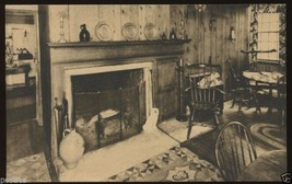 1948 South EGREMONT TAVERN Fireplace Dining Room Massachusetts POSTCARD ... - $4.75