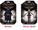 DC Comics Batman, Harley Quinn Bendable Arkham Knight  Action Figure