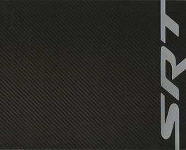2012 SRT dlx brochure catalog HEMI CHALLENGER 300C GRAND CHEROKEE CHARGER - $12.00