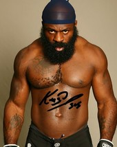 Kimbo Slice Signed Photo 8 X10 Rp Autographed Mma Fighter - $19.99