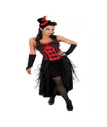 European Woman Jazz Dance Night Club Singer Costume Cosplay red S - $49.99