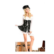 Cosplay Pirate Garment Sexy Uniform - $64.99