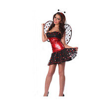 Cosplay High Quality Sexy Cute Coccinella Septempunctata - $41.99