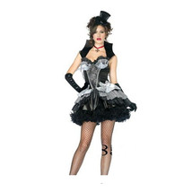 Noble Princess Consort Black Princess Garment Queen Uniform - $64.99