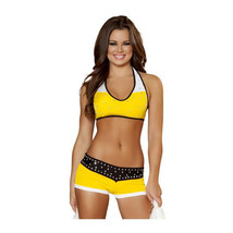 Yellow Cheering Squad Garment - $34.99