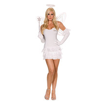 Halloween Garment Cute Angel with Wings Stage Costume - $39.99