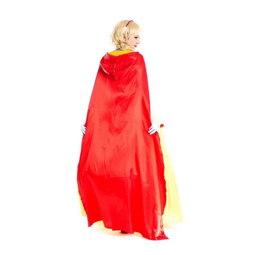 Middle Ages Court Garment Halloween Game Uniform European Princess Skirt