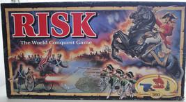 Parker Brothers Risk Board Game 1993 - $15.83
