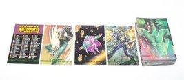 1993 Skybox Marvel Masterpieces Complete 90 Card Base Set - $29.89