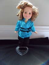"Shirley Temple Doll Stow Away Doll By Ideal Toy Co.  Collectible Doll 1982"" - $22.49"