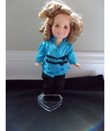 """Shirley Temple Doll Stow Away Doll By Ideal Toy Co.  Collectible Doll 1982"""" - $22.49"""