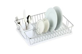 Stainless Steel Dish Rack Dish Drying Rack Kitchen Holder - $36.10