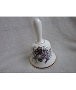 Ashleydale Violet or Pansy Bouquet Fine Bone Ch... - $12.99