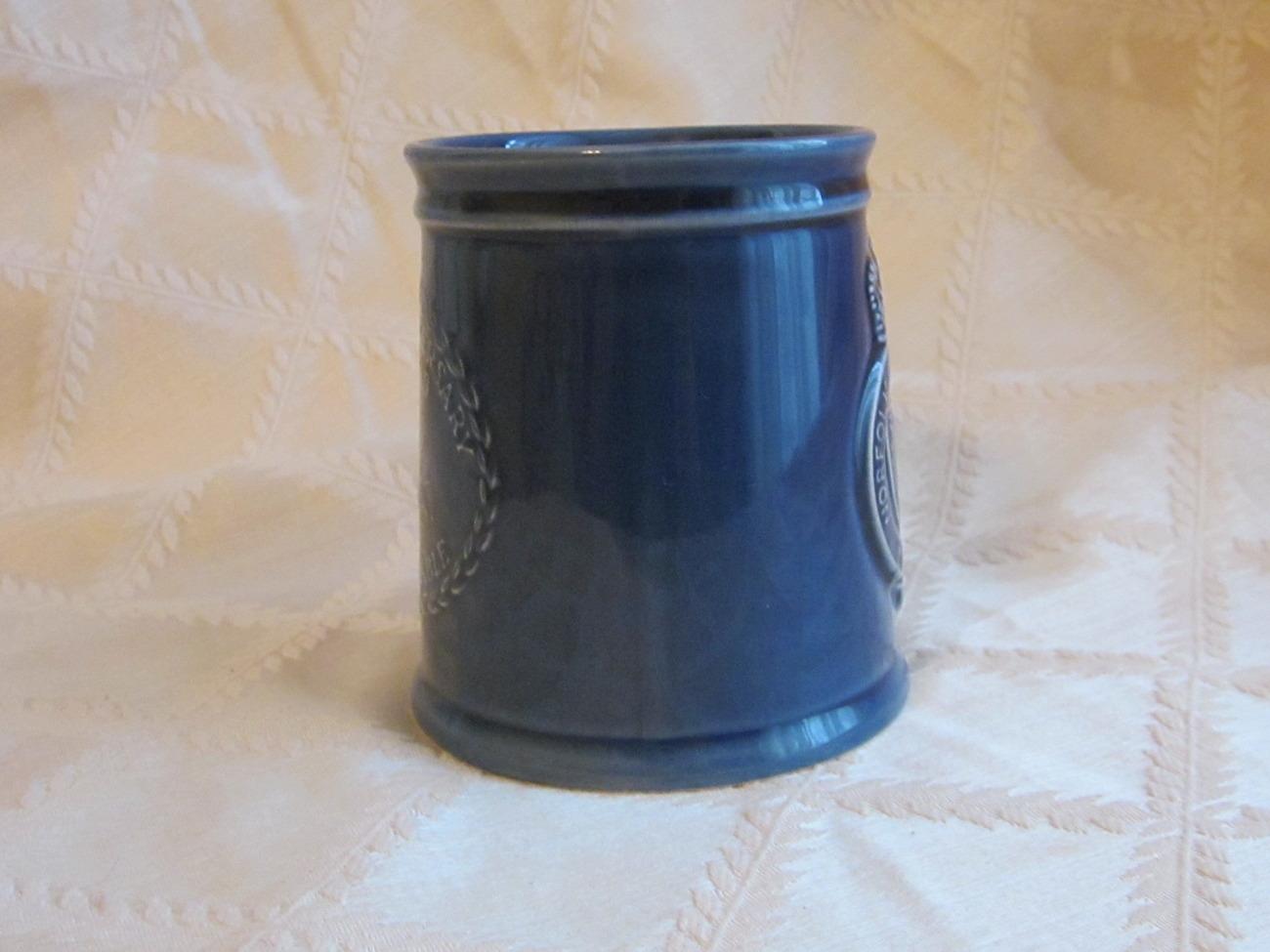 Norfolk Constabulary 150th Anniversary Comemerative Mug or Tankard Holkham