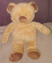 "Ty Pluffies Brown Bear Plush 12"" From 2004 - $12.96"