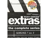 Extras: Seasons 1 & 2 Gift Set (DVD, 2008, 5-Disc Set) NEW! FREE SHIPPING!