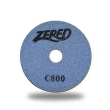 "ZERED 5""Premium Diamond Polishing Pad for Granite Marble grit 800 - $14.80"
