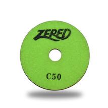 "ZERED 3"" Premium Diamond Polishing Pad for Granite Marble grit 50 - $8.86"