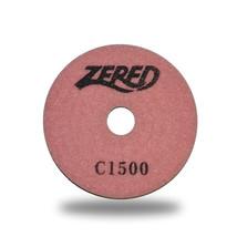 "ZERED 5"" Premium Diamond Polishing Pad for Granite Marble grit 1500 - $14.80"