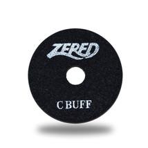 "ZERED 5""Premium Diamond Polishing Pad for Granite Marble Black Buff - $18.76"