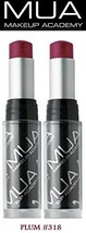 Mua Make Up Academy Intense Color Moisture Balm #318 Plum (Set Of 2 Sealed Tu... - $9.79
