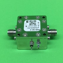 Amplifier LNA Module 0.7GHz to 6.0GHz with Ultra Low Noise Figure 0.4dB - $74.79