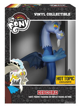 My Little Pony Funko Discord Blue vinyl exclusive figure - $229,21 MXN