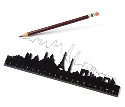 Architect Original Design Gifts Funky Rulers Boss Lifestyle Decor Office... - $8.31