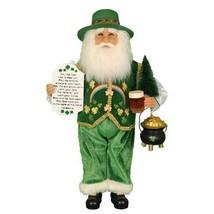 """Karen Didion """"Irish Santa #CC16176 - $88.47"""