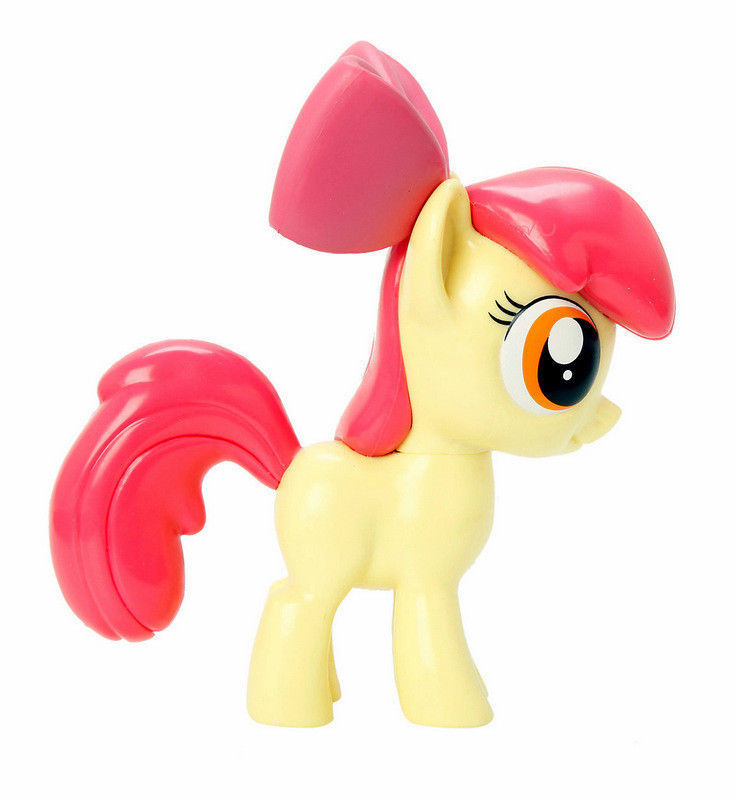 My Little Pony Funko Apple Bloom Cutie Mark Crusaders discontinued exclusive