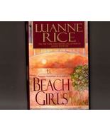 Beach Girls by Luanne Rice Pb Romance Novel - $1.00