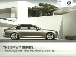 2010 BMW 7-SERIES sales brochure catalog US 10 750i 750Li 760Li - $12.00