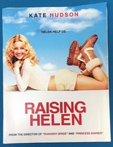 RAISING HELEN Kate Hudson (2004) vintage color Pressbook with publicity ... - $9.89