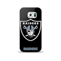 Mizco Sports Case Samsung Galaxy S6 Licensed TPU NFL Oakland Raiders Case - $19.98