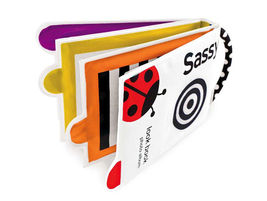 "Sassy Baby Developmental Look Book ""Who Loves B... - $24.99"
