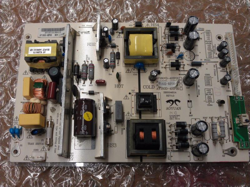 Sceptre Power Supply Board: 7 listings